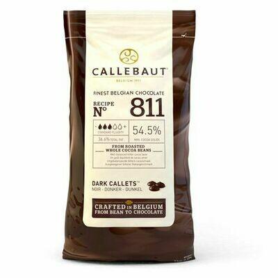 Callebaut Chocolate Callets Dark 1kg