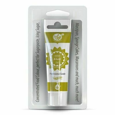 RD ProGel® Concentrated Colour Khaki Blisterpack