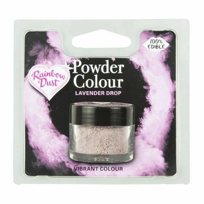 RD Powder Colour - Purple - Lavender Drop