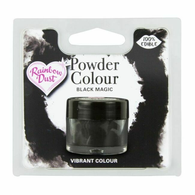 RD Powder Colour -  Black Magic