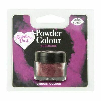 RD Powder Colour - Aubergine