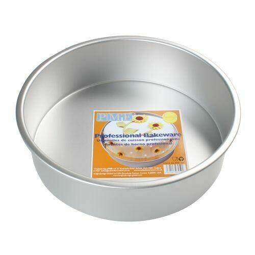 PME Deep Round Cake Pan Ø 27,5 x 7,5cm