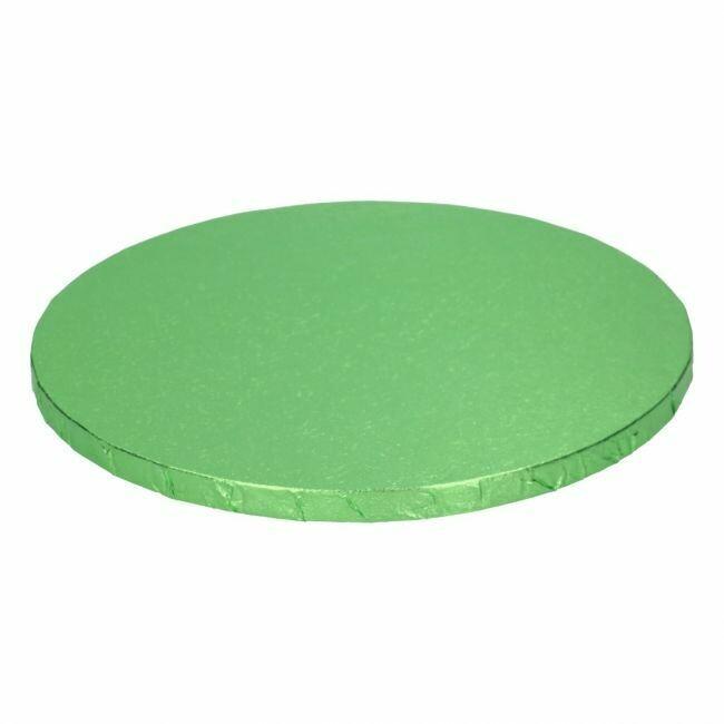 FunCakes Cake Drum Round Ø30,5cm Hellgrün