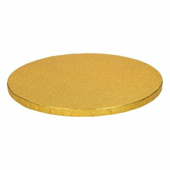 FunCakes Cake Drum Round Ø30,5cm Gold