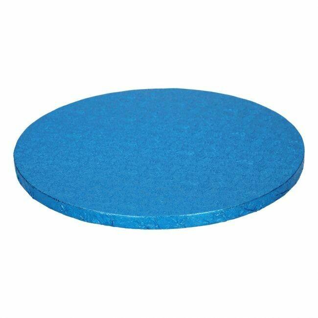FunCakes Cake Drum Round Ø30,5cm Blau