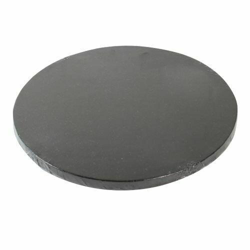 FunCakes Cake Drum Round Ø30,5cm Black