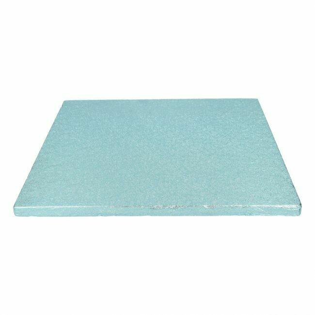 FunCakes Cake Drum Quadratisch 30,5cm Baby Blau