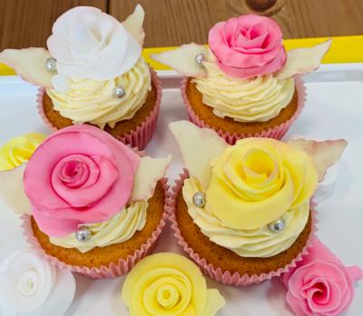 Cupcake Flower Workshop