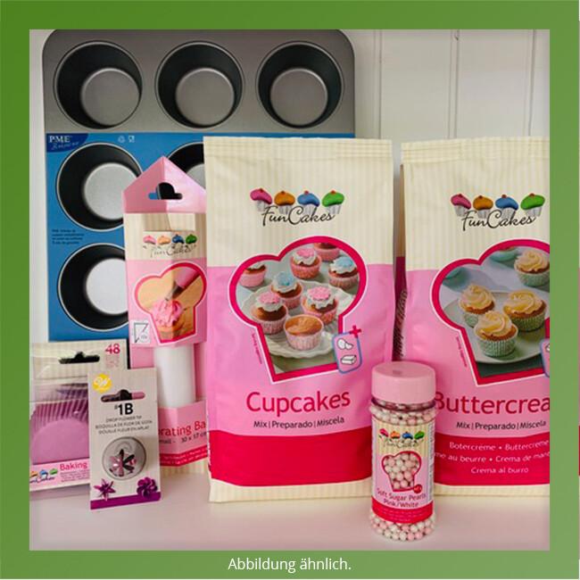 Set: Cupcake-Starter-Box