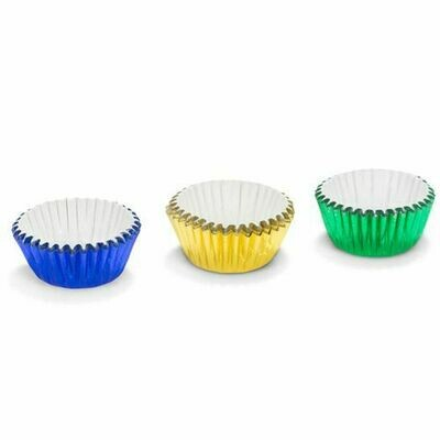 Patisse Aluminium Pralinen-Schokolade Cups Pkg/75