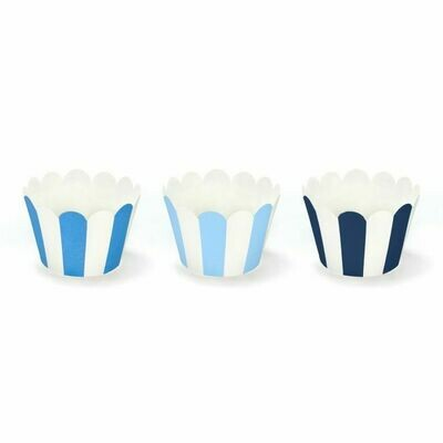 PartyDeco Cupcake Wrapper Mix 6-teilig