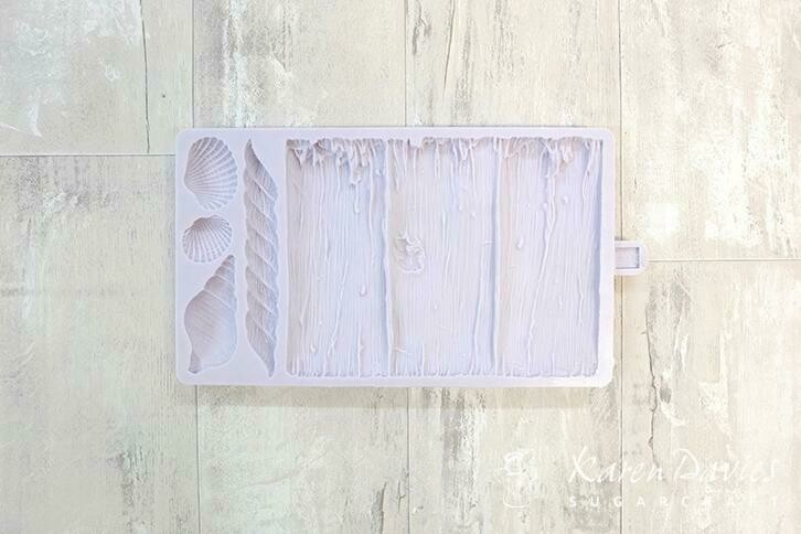 Rustic Driftwood Mould