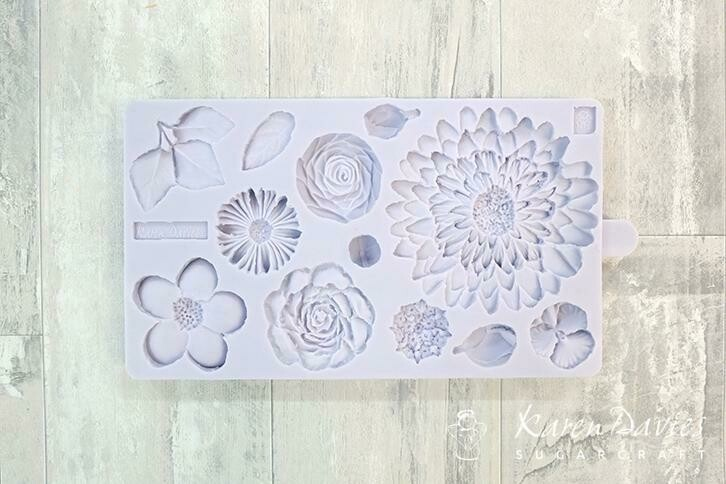 Buttercream Flowers Mould