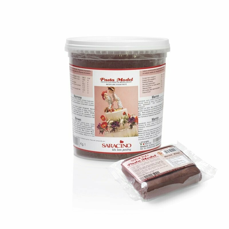 Brown Modelling Paste 250 g