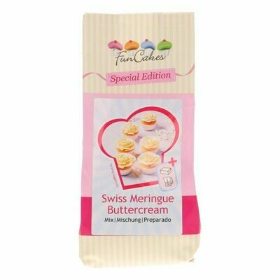 FunCakes Special Edition Mix für Swiss Meringue Buttercreme