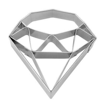 Städter Präge-Ausstecher Diamant - 5 cm