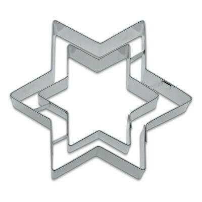 Städter Präge-Ausstecher Stern - 9,5 cm
