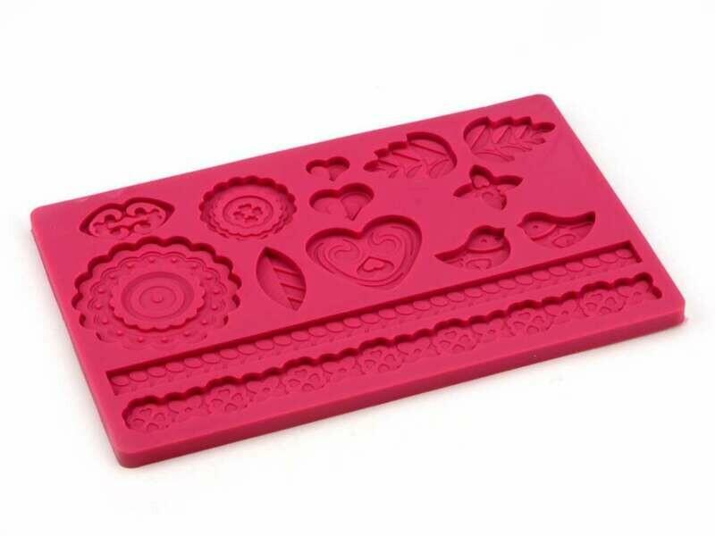 Cake-Masters Flexform Motiv Romantik