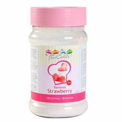 FunCakes Mix für Sahnestand -Erdbeere- 150g