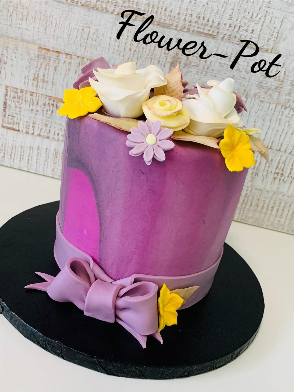 Modellier-Workshop - Flower-Pot -