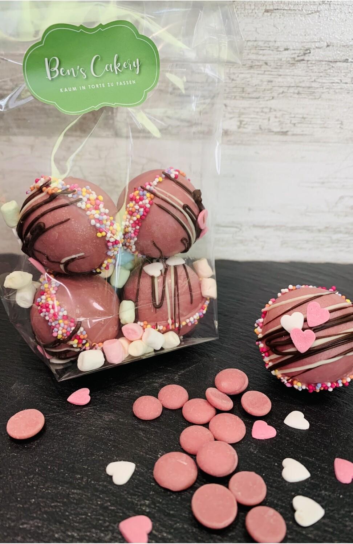 Chocolate-Bombs Mini - Set 4 x Stück