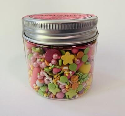 Ben's Cakery - Sprinkles - Spring - 60g