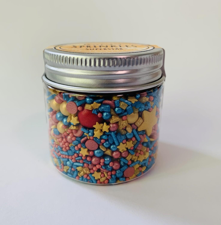 Ben's Cakery - Sprinkles - Superstar - 60g