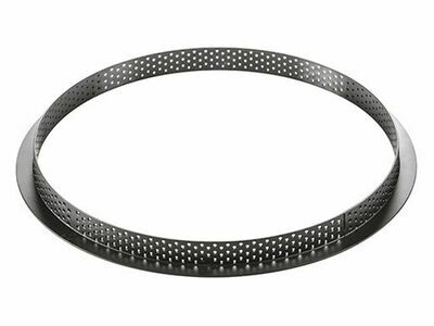 Silikomart Tarte Ring Round 25cm