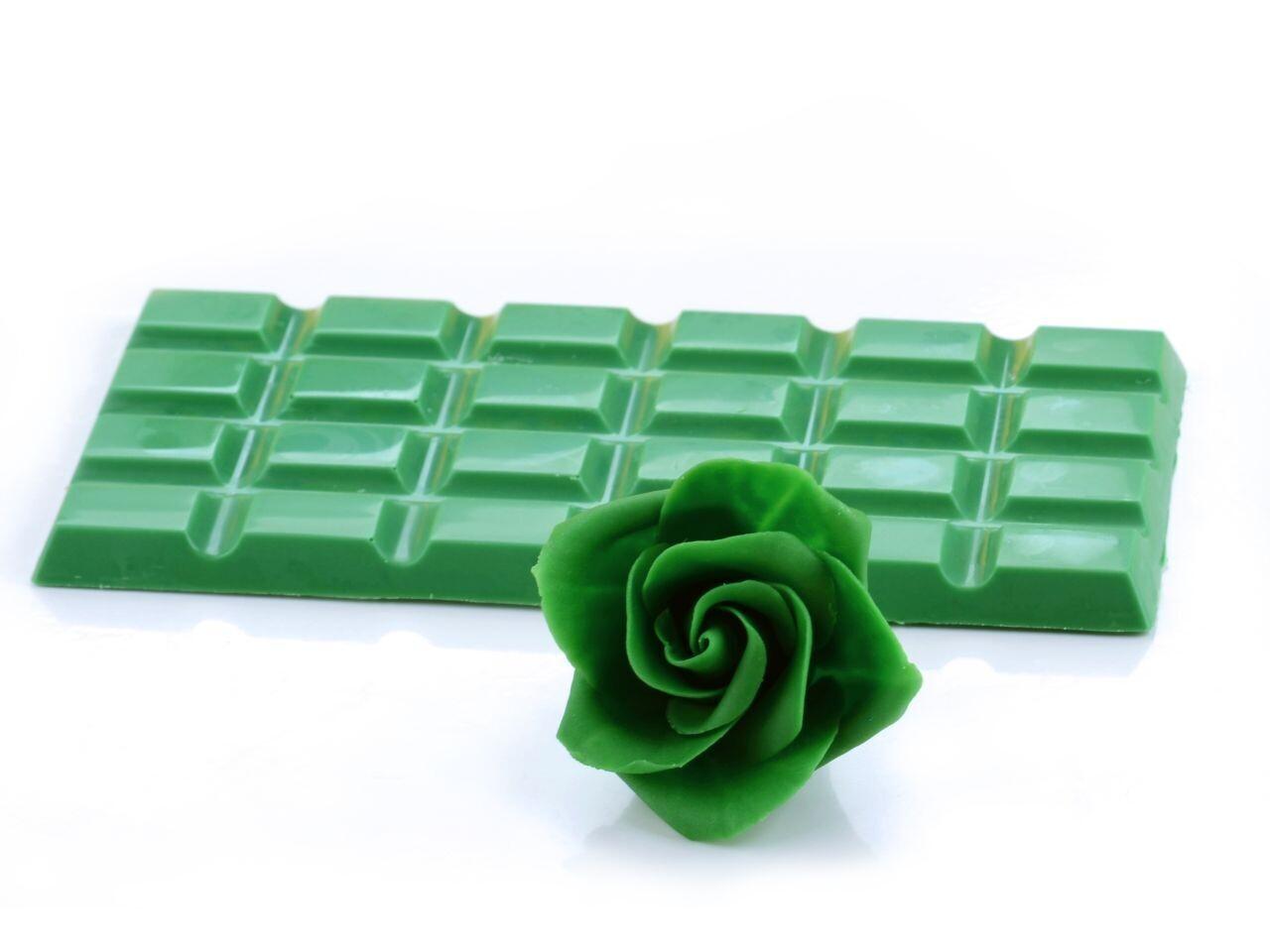 Pati-Versand Modellier-Schokolade Grün 600g