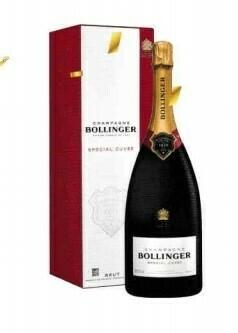 Bollinger Special Cuvee Brut Magnum 150 cl. in geschenkdoos