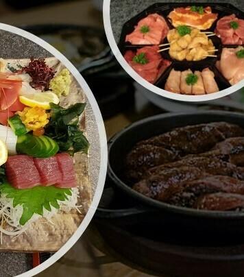 Gourmet schotel vlees