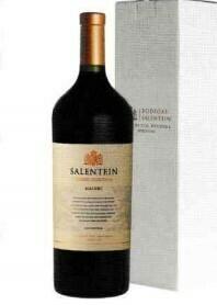 Salentijn Barrel Selection Malbec Magnum in geschenkdoos