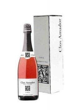 Clos Amador Brut Rosé Tendre in geschenkdoos