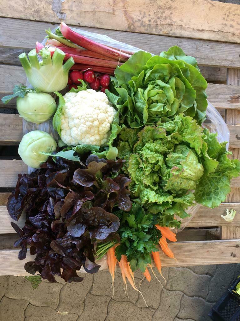 Gemüsetasche gross