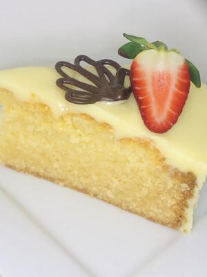 White Chocolate Mud Cake (GFO)