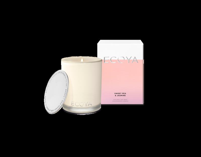 Ecoya Candle - Sweetpea & Jasmine