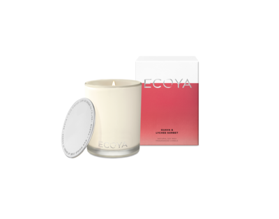 Ecoya Candle - Guava & Lychee