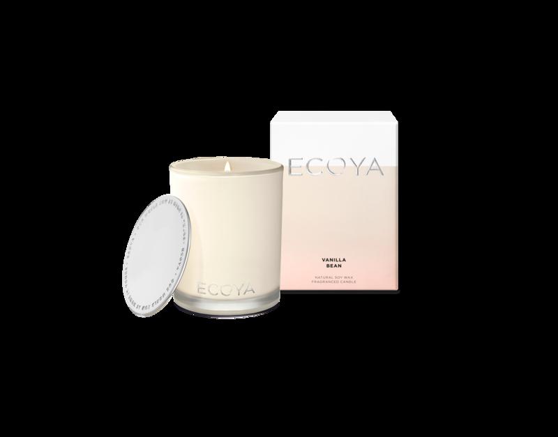 Ecoya Candle - Vanilla Bean