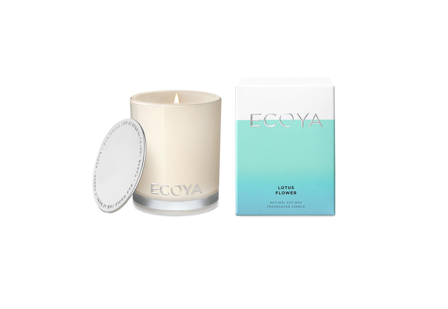 Ecoya Mini Candle - Lotus Flower