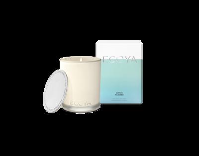 Ecoya Candle - Lotus Flower