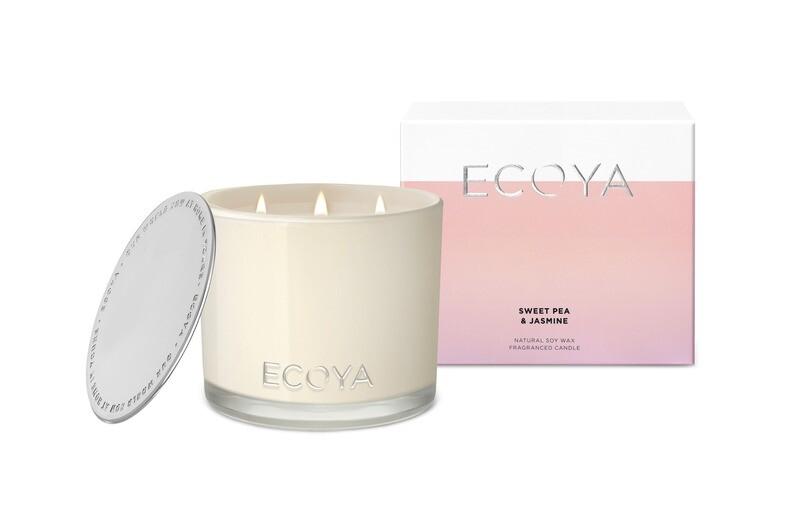 Ecoya Grand Candle - Sweetpea & Jasmine
