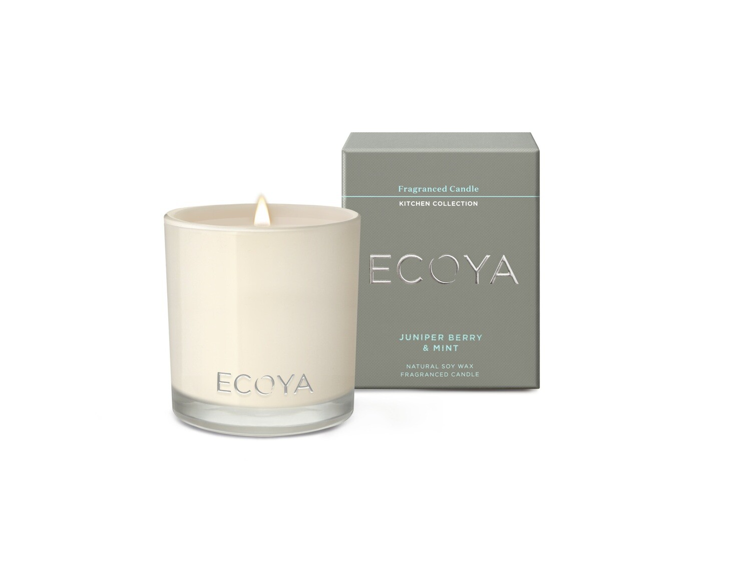 Ecoya Candle - Juniper Berry & Mint