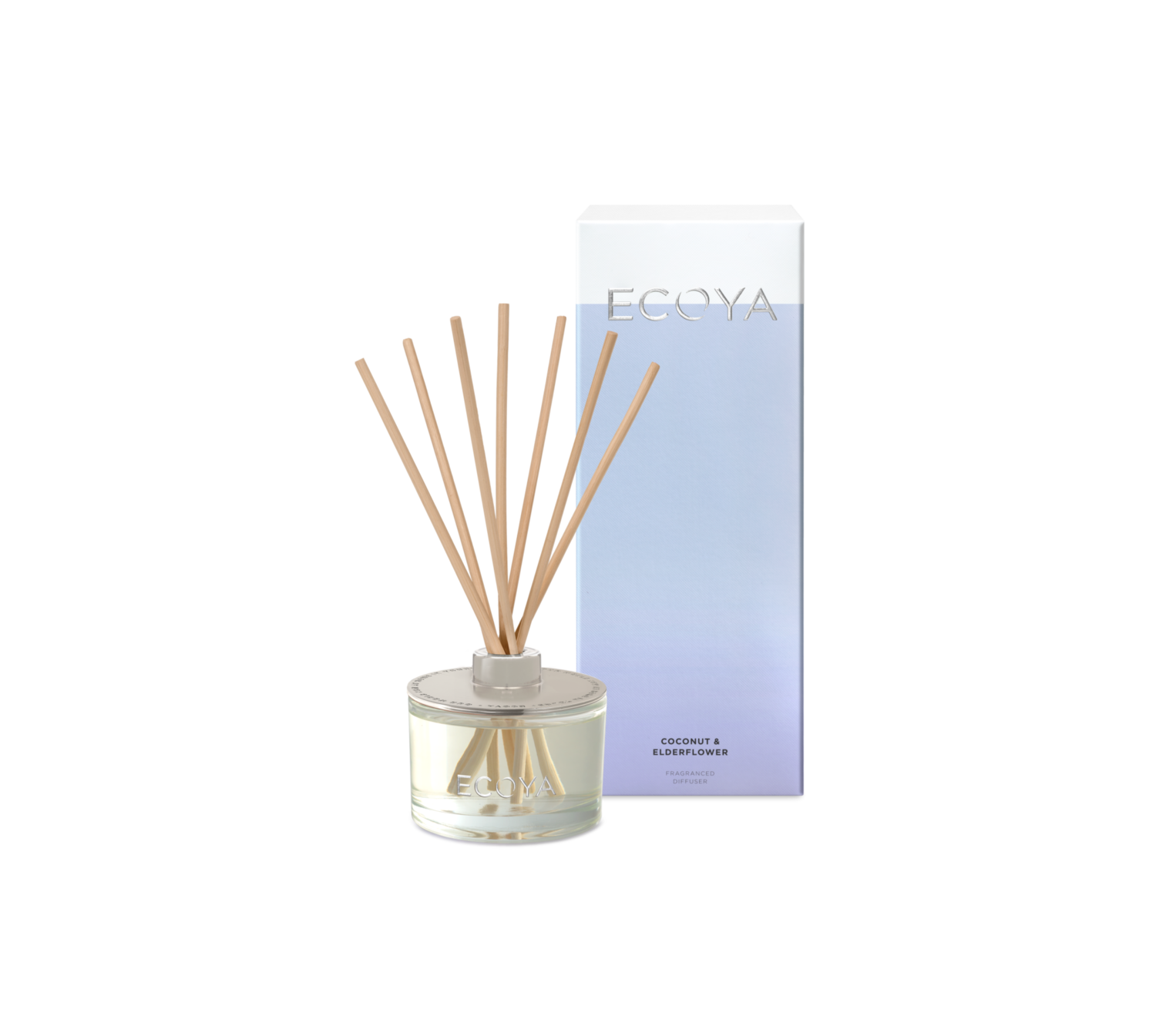 Ecoya Diffuser -Coconut & Elderflower
