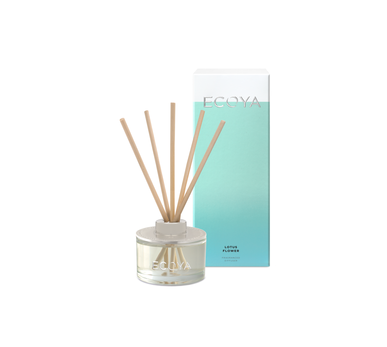 Ecoya Mini Diffuser - Lotus Flower