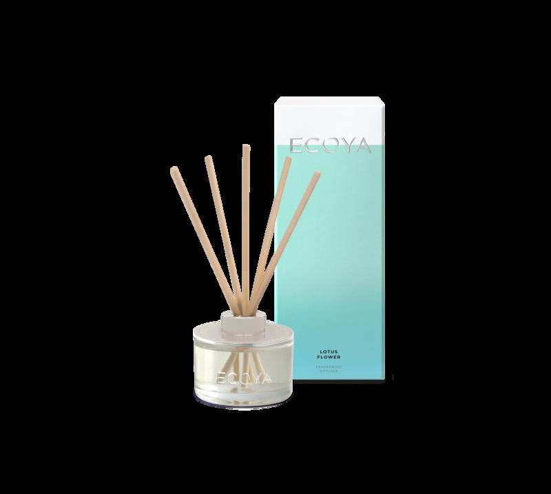 Ecoya Mini Diffuser - Lotus Flower