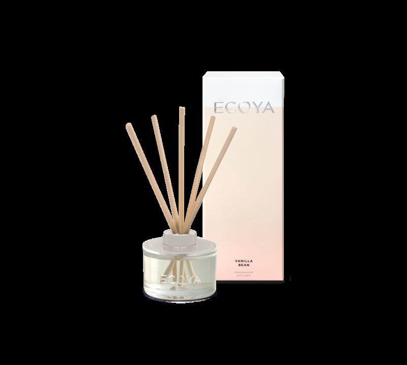 Ecoya Mini Diffuser - Vanilla Bean