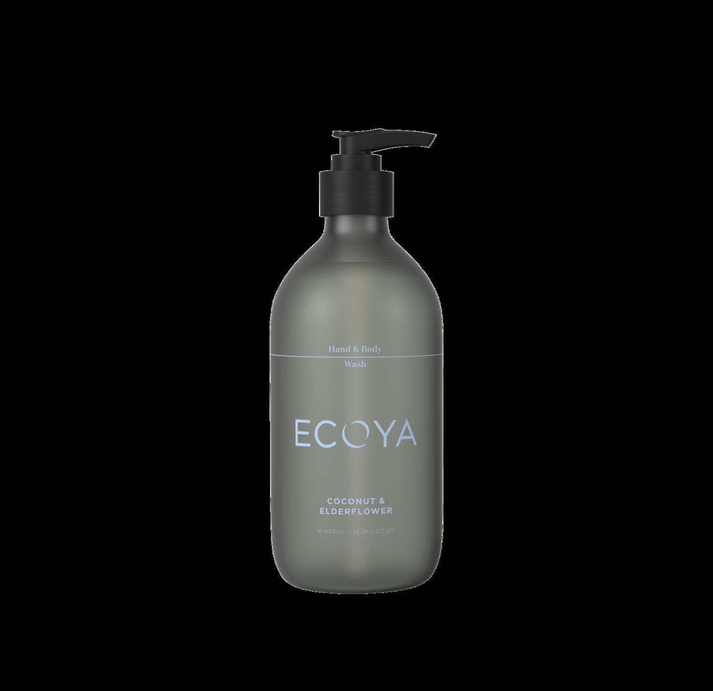 Ecoya Handwash - Coconut & Elderflower