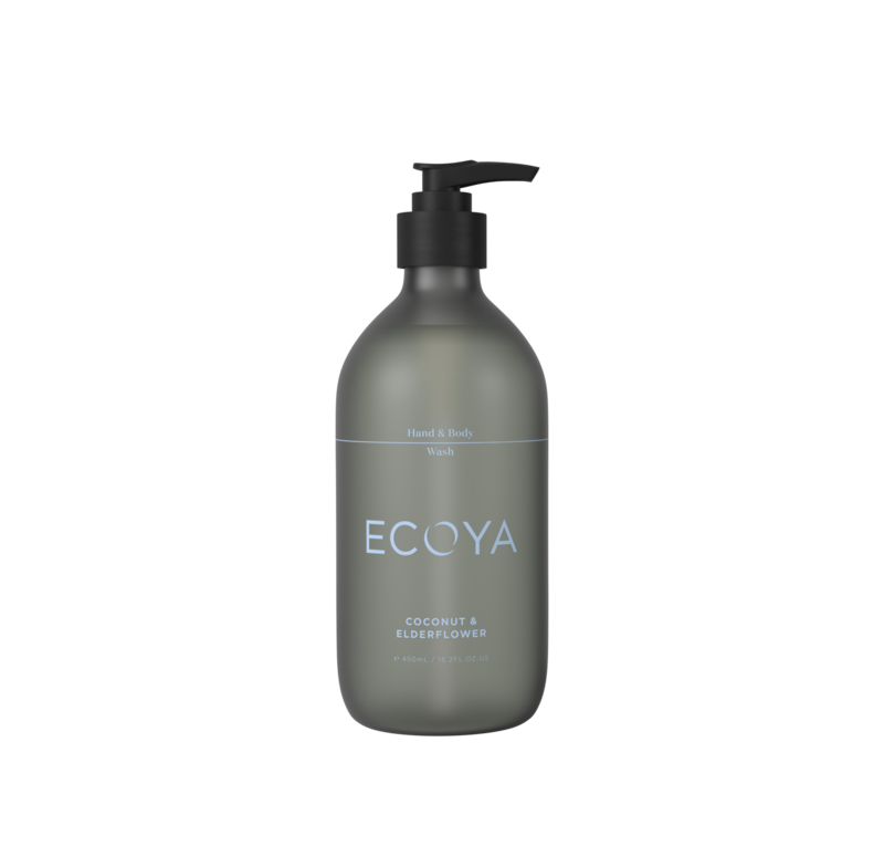 Ecoya Handwash - Coconut & Elderflower