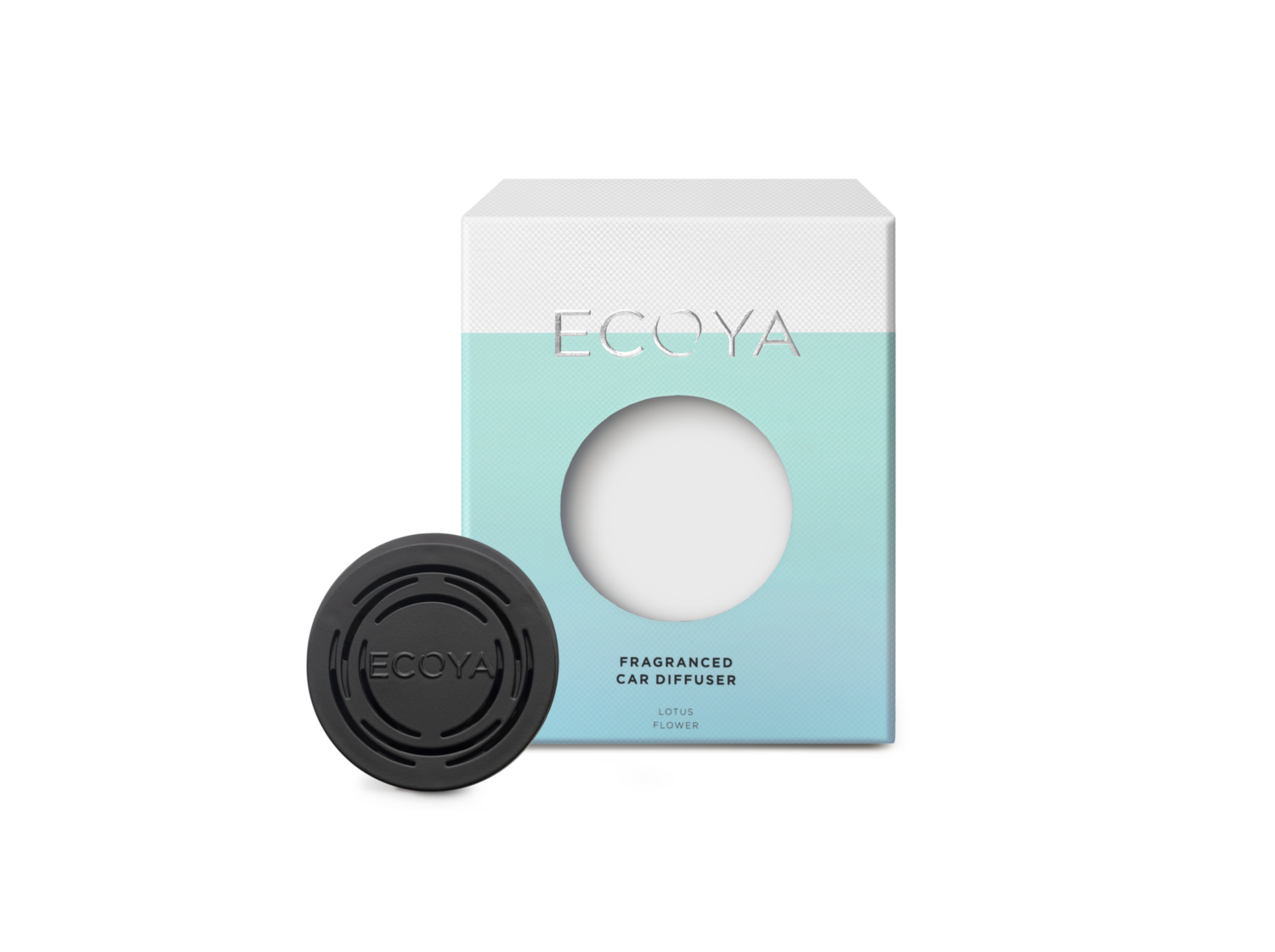Ecoya Car Diffuser - Lotus Flower