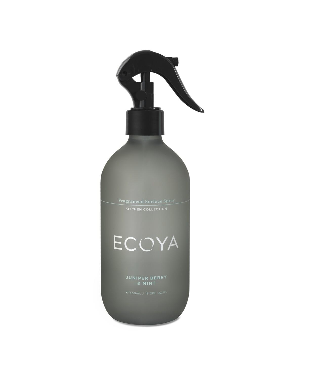 Ecoya Surface Spray - Juniper Berry & Mint